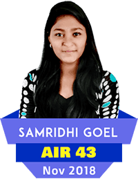 koncept education student samridhi goel got rank AIR-43