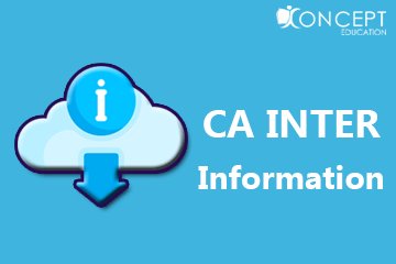 General Information about CA Intermediate (erstwhile CA IPCC)